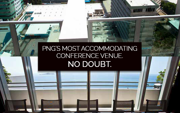 PNG's Most Accommodating Conference Venue